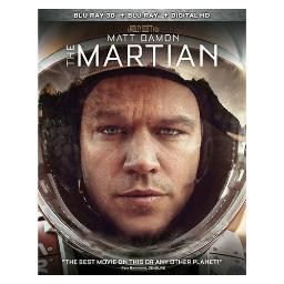 Martian (2015/blu-ray/3d/digital hd/2 disc) (3-d) BR2321903