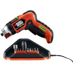 Black & Decker Li4000 4-Volt Max* Lithium Screwdriver With Screw Holder