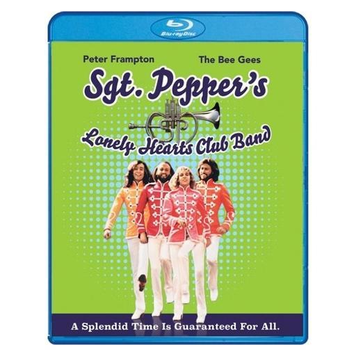 Sgt peppers lonely hearts club band (blu ray) (ws/2.35:1) 1300252
