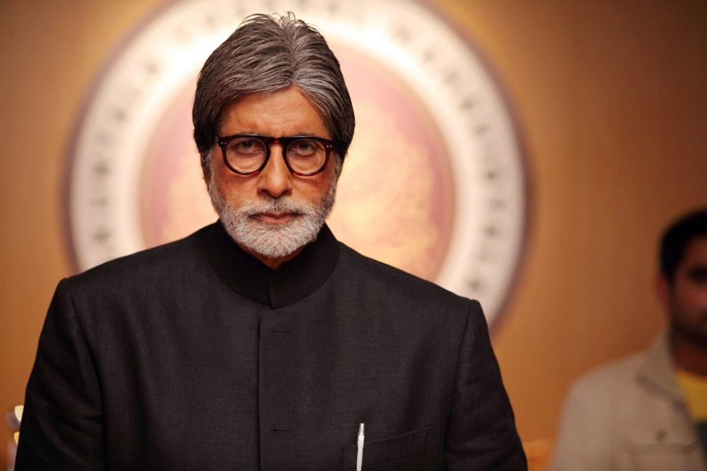 Aarakshan Amitabh Bachchan 2011 ?Base Industries Group/Courtesy Everett Collection Photo Print