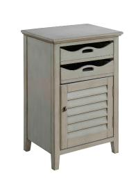 Coast To Coast One Door Two Drawer Cabinet