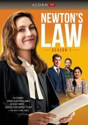 Newtons law-season 1 (dvd) (ws/1.78:1/3discs/dol dig 5.1/eng/16x9) DAMP2622D