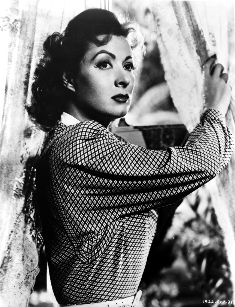 A publicity still of Greer Garson Photo Print