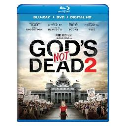 Gods not dead 2 (blu ray/dvd w/digital hd) BR24178083