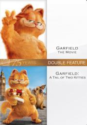 Garfield the movie/tail of two kitties (dvd/dbfe) D2266318D