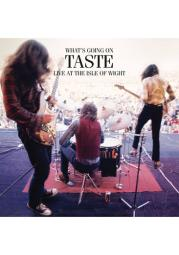 Taste-whats going on taste live at the isle of wight 1970 (dvd)