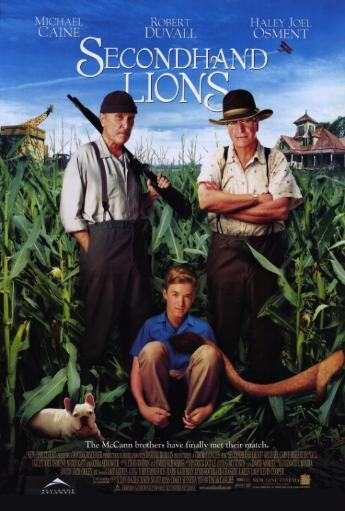 Secondhand Lions Movie Poster Print (27 x 40) UTMWAIL09DPITIIK
