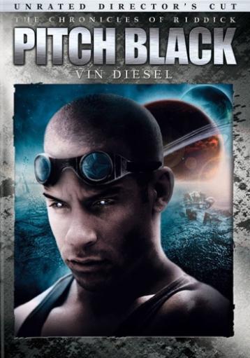 Pitch black (dvd) (ws/ur/direc cut)dol dig 5.1 sur/eng/fre/span) TOLCONDBJU8XFQDE