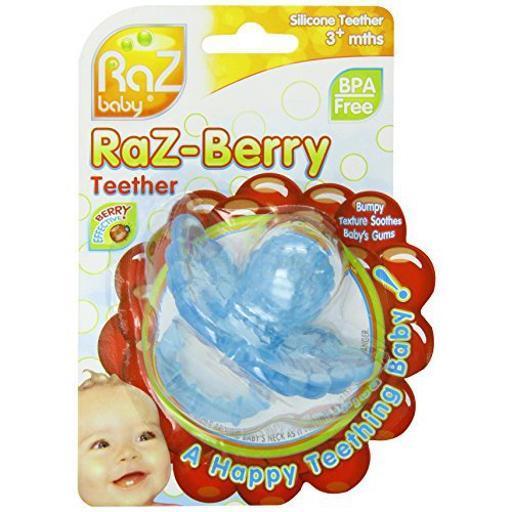 Baby 009-lbt razbaby raz-berry teether light FY6VYBBYZPTN5PQZ