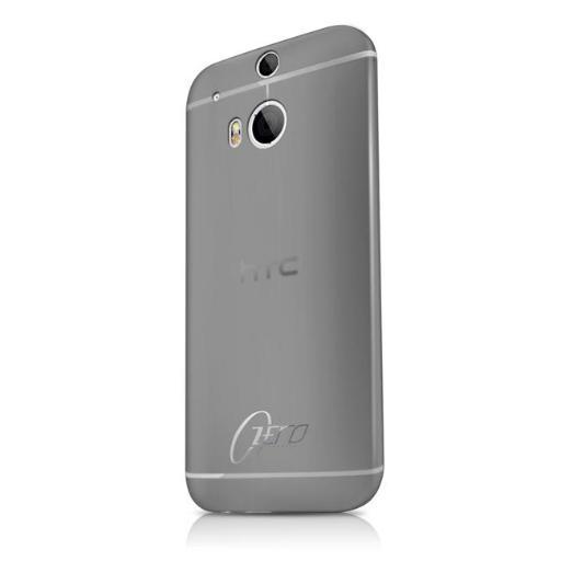 ItSkins ITS-HTO2-ZR360-BLCK Original Case Zero 360 deg HTC One M8 - Black