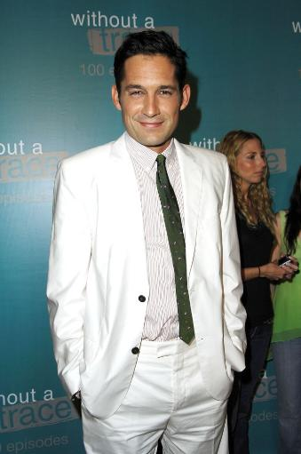 Enrique Murciano At Arrivals For Without A Trace Celebrates 100Th Episode, The Cabana Club At Sterling Steakhouse, Los Angeles, Ca, September 09.