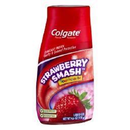 Colgate Strawberry Smash Toothpaste