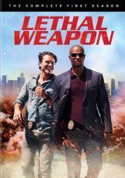 Lethal weapon-complete 1st season (dvd/4 disc) D632298D
