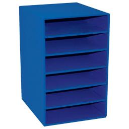 Pacon corporation 6 shelf organizer 001312