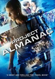 Project almanac (dvd)-nla D59167724D