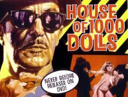 House of 1,000 Dolls Movie Poster (30 x 40) MOVGB93743