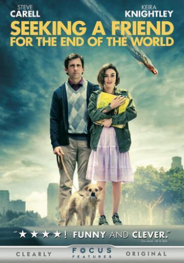 Seeking a friend for the end of the world (dvd) (eng sdh/span/fren/ws/2.35 T6MOYQJPKAUIQ1O3