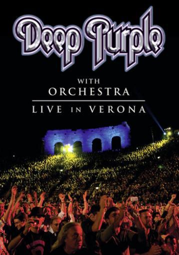 Deep purple with orchestra-live in verona (dvd) YQRNQHYCRWXGECQ5