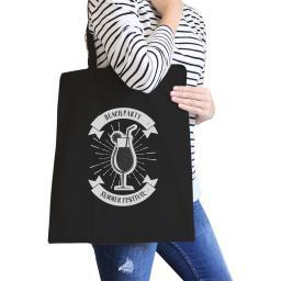Beach Party Summer Festival Black Unique Summer Beach Tote Bag Gift