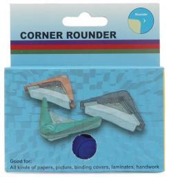 Corner Rounder Small Punch 5mm