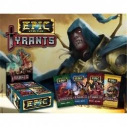 White Wizard Games WWG307 Epic Card Game-Tyrants Display