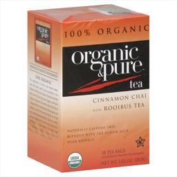 Tea Herbl Chai Cnnmn Root -Pack of 6