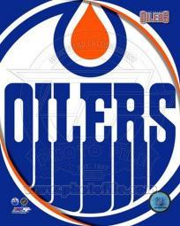 Edmonton Oilers 2011 Team Logo Sports Photo PFSAANU11901