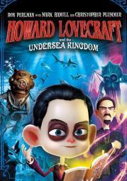 Howard lovecraft & the undersea kingdom (dvd) (ws/1.78:1) DSF18170D