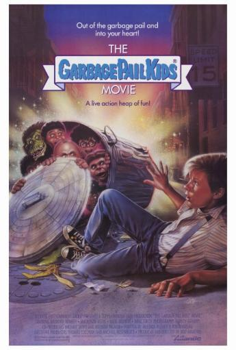 Garbage Pail Kids Movie Poster Print (27 x 40) FGYDDNRILZ8TEP7I