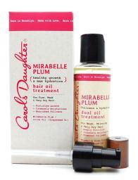 Carol's Daughter Mirabelle Plum Hair Oil Treatment 2 Fl Oz.