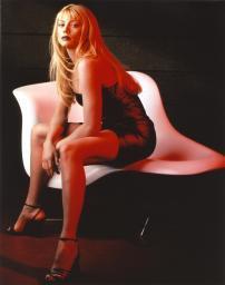 La Femme Nikita as Nikita in Black Mini Skirt Photo Print GLP457251LARGE
