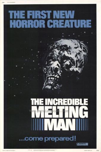 The Incredible Melting Man Movie Poster Print (27 x 40) NDN7HMLW11SGJG8J