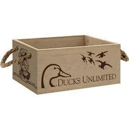 Open road brands 90164919s open road brands wood crate ducks unlimited 16x10.87