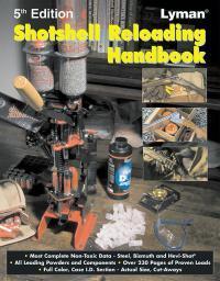 Lyman  lyman shotshell handbook 5th edition