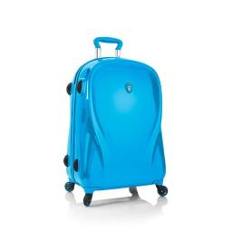 Heys International 15027-0004-26 26 in. xCase 2G Spinner Luggage, Azure Blue