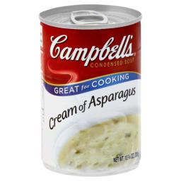 CAMPBELLS SOUP CRM OF ASPARAGUS-10.75 OZ -Pack of 12