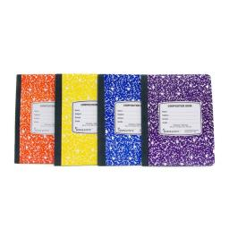 Composition Notebook - Assorted Color
