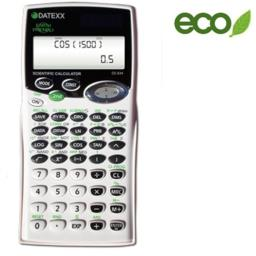 Teledex DS-834 Solar Powered 455-Function  2 Line  Fraction  Equation Scientific Calculator