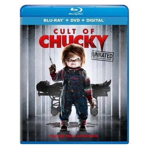 Cult of chucky (blu ray/dvd w/digital hd) (ur/2disc) VTF7AYSBDUVWBEMF