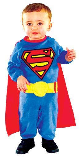 Superman Costume Toddler 521003