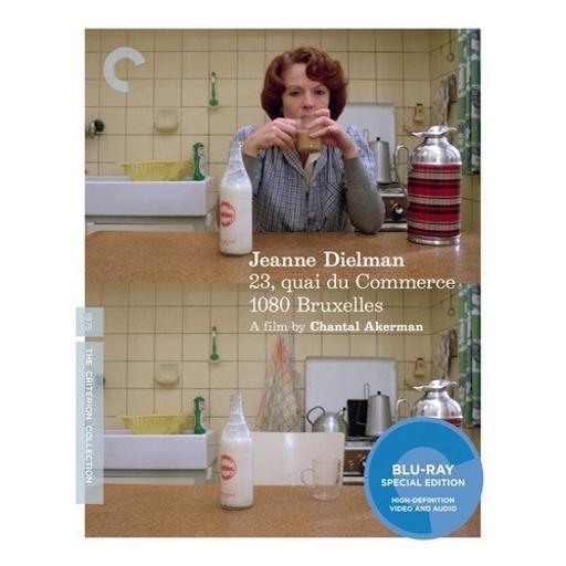 Jeanne dielman/23/quai du commerce/1080 bruxelles (blu ray) (fre w/eng sub) 1317411