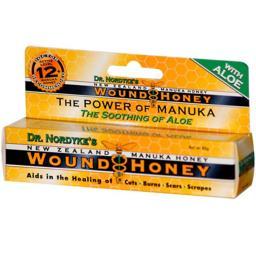Eras Natural Sciences Dr. Nordyke's New Zealand Manuka Honey - Wound Honey - 80 Grams