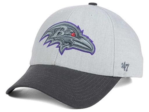 f0e3c0fc Baltimore Ravens NFL 47 Brand Barksdale Adjustable Hat