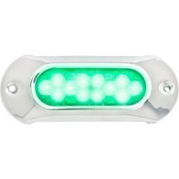Attwood Lightarmor Underwater Light 12 Led Green