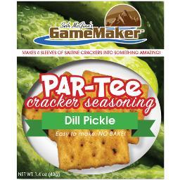 Can cooker dp1240 can cooker gamemaker par-tee cracker seasoning dill pickle