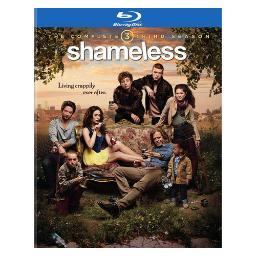 Shameless-complete 3rd season (blu-ray/2 disc) BR497397