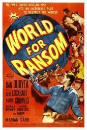 World for Ransom Movie Poster Print (27 x 40) MOVGB12360
