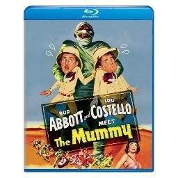 Abbott & costello meet the mummy (blu ray) BR61190947