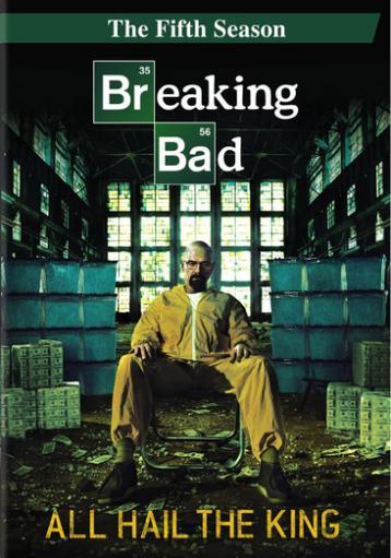 Breaking bad-5th season (dvd/3 disc/ws/dol dig 5.1/1.78:1/sub) Y2O4BAF7CMTJZ25G