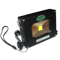 Hydro Glow Sm10+ 10W Personal Floodlight W/ Handle Usb